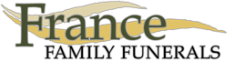 frances family funeral logo