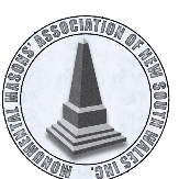 Monumental Masons Association of NSW Inc. (MMA)